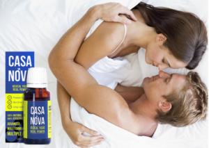 Casanova капки, съставки, как да го приемате, как работи, странични ефекти
