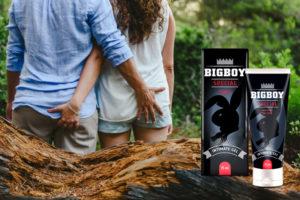 BigBoy гел, съставки, как да нанесете, как работи, странични ефекти
