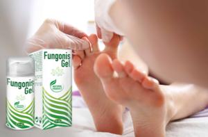 Fungonis гел, съставки, как да нанесете, как работи, странични ефекти