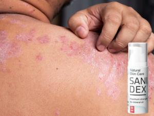 Sanidex крем, съставки, как да нанесете, как работи, странични ефекти