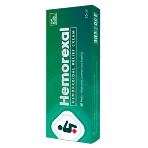 Hemorexal крем, съставки, как да нанесете, как работи, странични ефекти