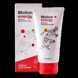 Motion Energy балсам - цена, мнения, съставки, форум, къде да купя, производител - България