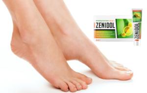 Zenidol крем, съставки, как да нанесете, как работи, странични ефекти