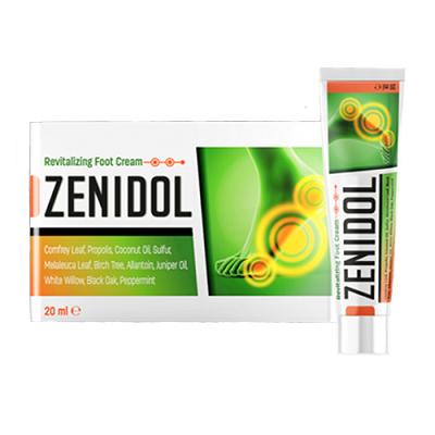 Zenidol крем – цена, мнения, съставки, форум, къде да купя, производител – България