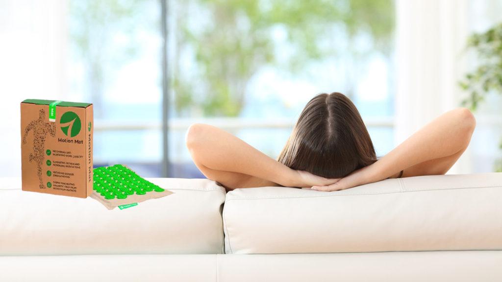 Motion Mat масаж мат, как да го използвате, как работи