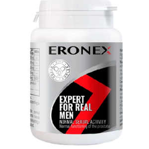 Eronex капсули - цена, мнения, съставки, форум, къде да купя, производител - България