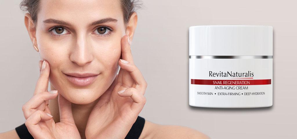 RevitaNaturalis крем, съставки, как да нанесете, как работи, странични ефекти