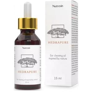 Hedrapure капки – цена, мнения, съставки, форум, къде да купя, производител – България