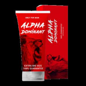 Alphadominant гел - цена, мнения, съставки, форум, къде да купя, производител - България