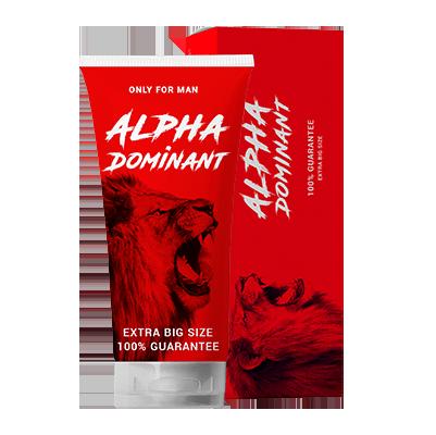 Alphadominant крем – цена, мнения, съставки, форум, къде да купя, производител – България