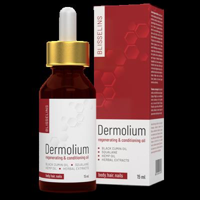 Dermolium серум – цена, мнения, съставки, форум, къде да купя, производител – България